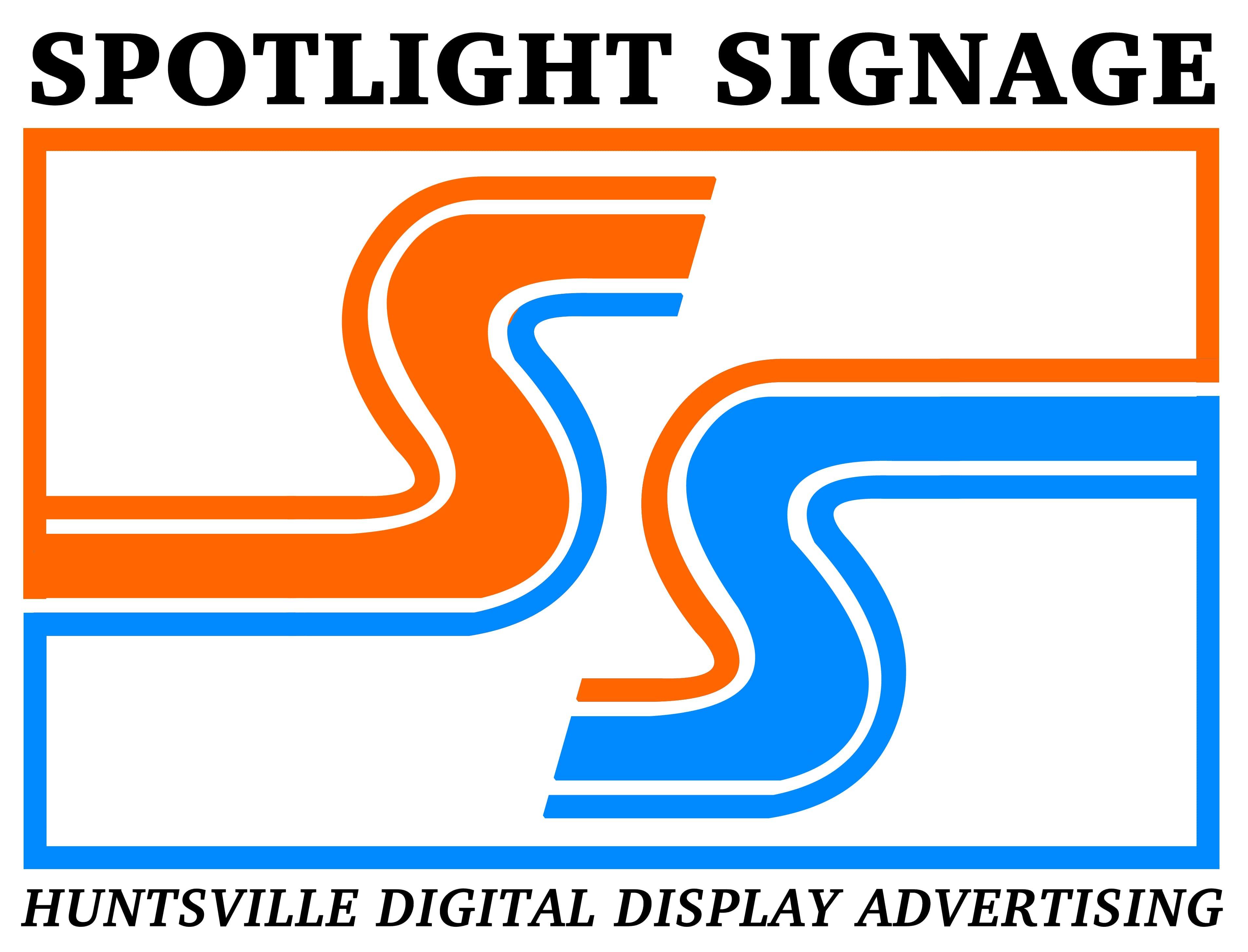 Spotlight Signage
